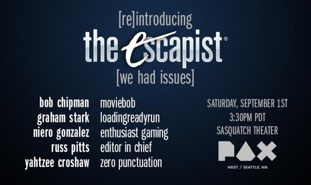 escapist panel